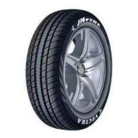 New JK tyres for Innova car