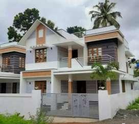 Ready to occupy 4 bhk 1850 sqft house at  assokapuram near Manakapady