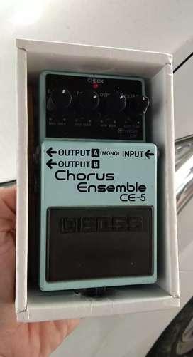 Efek Gitar Boss CE-5 Chorus Ensemble