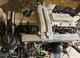 Toyota Rkr engine 1pz for sale