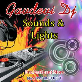 DJ sounds on rent