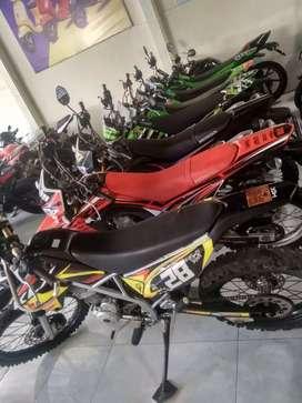 Kawasaki KLX tahun 2014 Bali dharma motor
