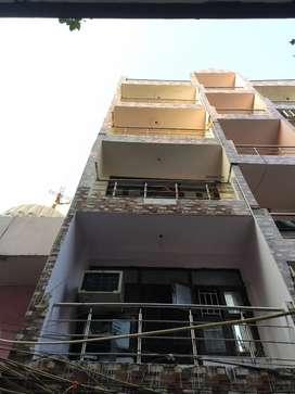 65 Sq Yards 2Bhk flat at 18 Lacs front side on 20 ft road