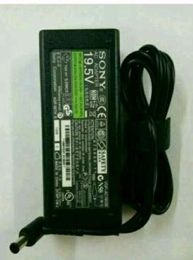 Adaptor Charger Laptop Sony Vaio 19.5v - 4.7a Original