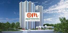 2BHk in Pareena Om Apartment  Sec-112 Gurgaon