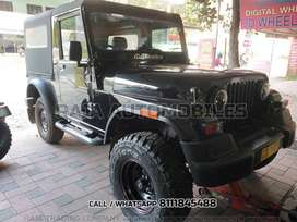 Thar Offroad Steel Rims & MT TYres