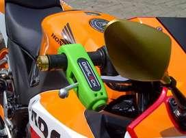 Kunci Gembok Pengaman Motor
