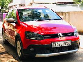 Volkswagen Cross Polo MPI, 2015, Petrol