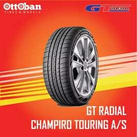 Ban mobil murah gt champiro touring a/s 205/65 R15 berkualitas bagus