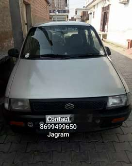 Maruti Suzuki Zen 2001 Petrol Good Condition all oky