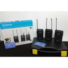 Boya WM8 K2 PRO wireless mic | BRAND NEW 100% GENUINE
