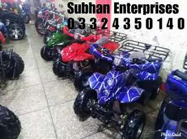 Get New Stock Automatic Gear System ATV Quad Online Deliver In All Pak