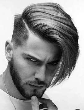 I want a barber.
