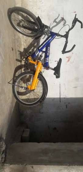 Hero sprint rapid 14 inches with dual suspension