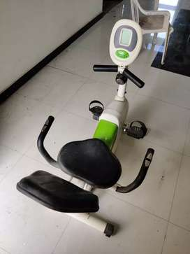 Cisco fitness gym cycle