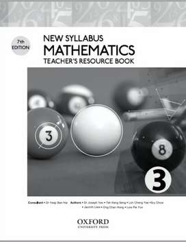 Additional Mathematics Solution Books Available