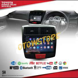 Head Unit Android  Avanza Xenia Veloz 9 inch