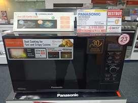 Panasonic Microwave NNGD37HBTTE, Cicilan Tanpa Kartu Kredit