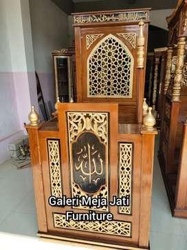 Mimbar masjid khotbah D886 kode