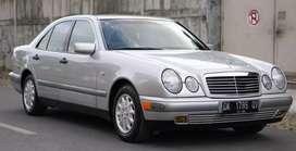 Mercedes benz E230 W210 New Eyes Automatic 1997 Istimewa Siap Pakai