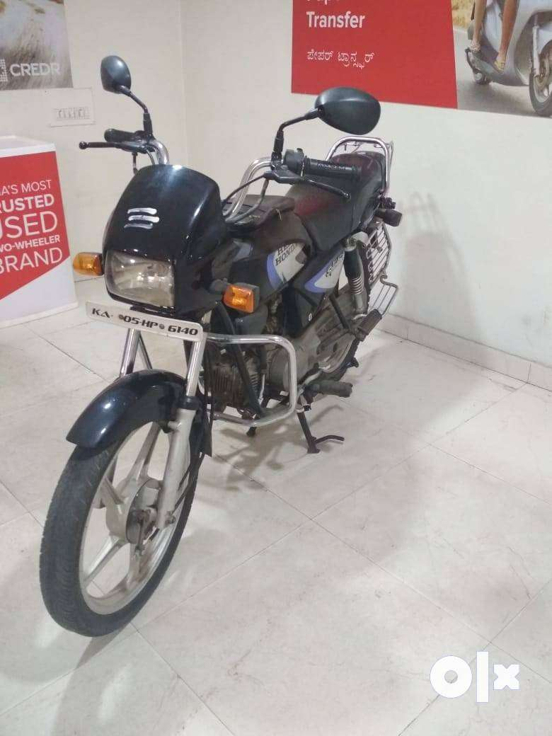 Good Condition Hero Honda Splendor Plus with Warranty |  6140 Bangalor 0