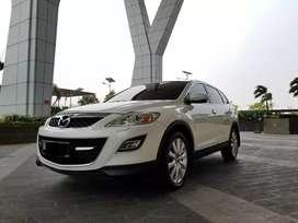 Mazda CX9 Putih Istimewa
