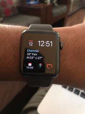 Apple Watch Series 3 42 mm GPS + LTE