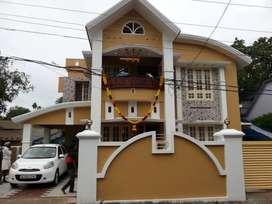 Villa First Floor For Rent Pallimukkuku Near NH