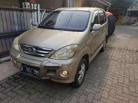 Daihatsu XENIA 1,3 cc Xi Tipe Sporty Tahun 2004 bln 10 panjang .