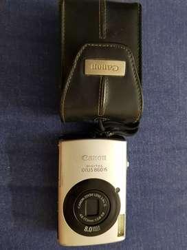 Canon digital camera IXUS860IS
