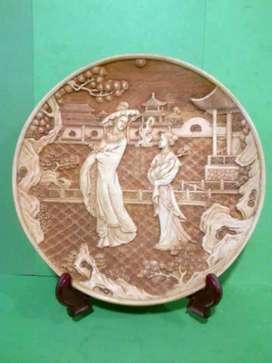 Piring antik dinasty ming zaman majapahit