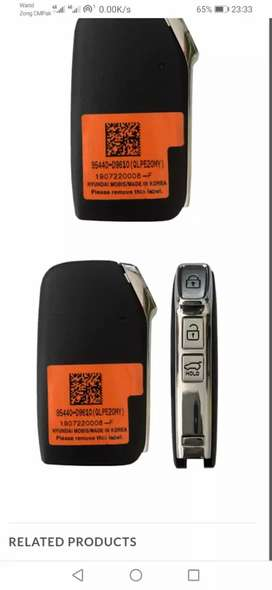 Car key and remote key available and making
