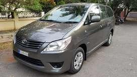 Toyota Innova 2.5 GX BS IV 8 STR, 2012, Diesel