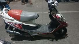 My scooty is in  beter and good condition