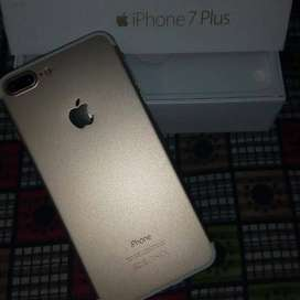 apple I Phone 7+ are available on Offer price,COD service is availabl