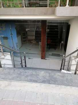 Open commercial basement for rent in bahria town civic center