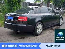 [OLX Autos] Audi A6 2006 3.0 Bensin A/T Hitam #Arjuna Motor