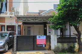 2BR House at Serpong Park By Travelio (Display rate/year)