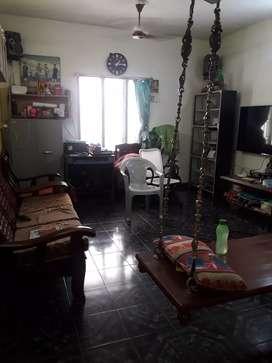 966 sqft 550 sqft Uds 2 bhk Flat sale Adambakkam Andal nagar main Area