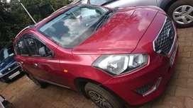 Datsun Go Plus T, 2015, Petrol