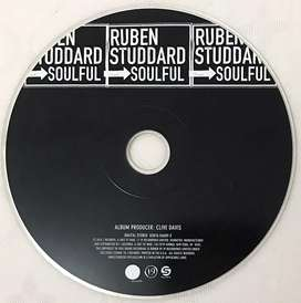 CD audio ori Ruben Studdard Soulful (R&B/pop/soul) - no box