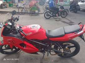 Jarang dipake motor ninja