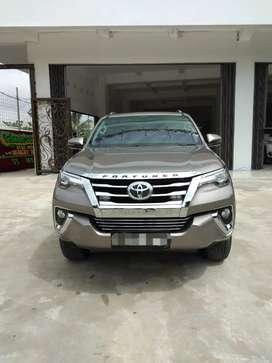 Toyota Fortuner VRZ Metic Th 2018 KM 38 ribu