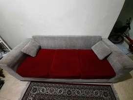 Sofa L Minimalis - Jual Cepat Mau Pindahan