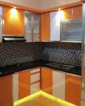Meubel/furniture Dapur/desain interior dalam dan luar