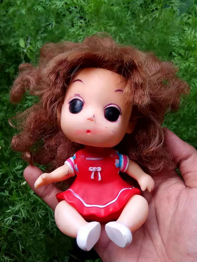 Boneka cute, action figure..