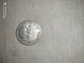 1947 old  British coin