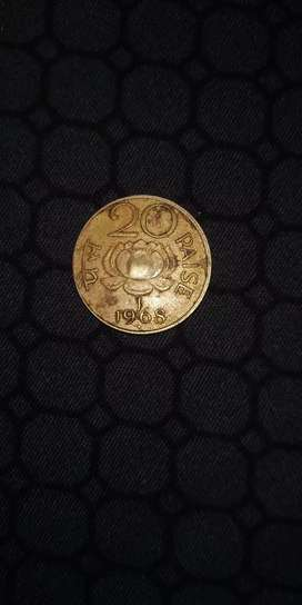 20 paisa coin for sale