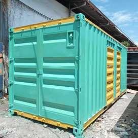 Container Kontainer Toilet 20ft Siap Pakai, Bisa Disewa