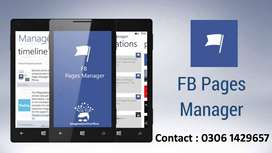 Facebook Marketing | Page Marketing  | Get social traffic to your page